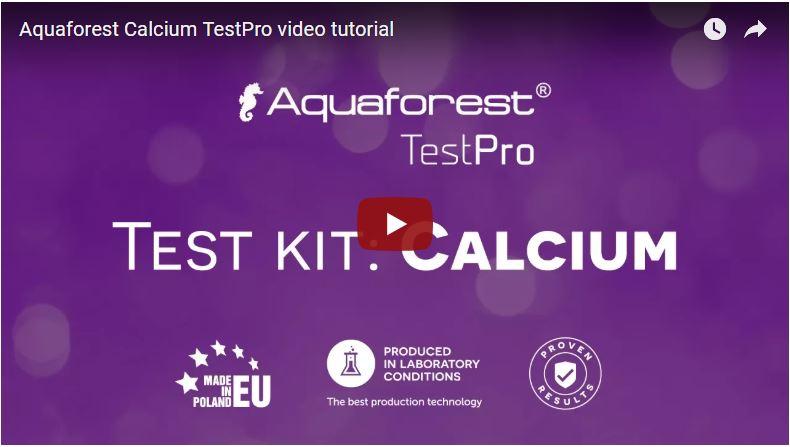 Vídeo Calcio Aquaforest